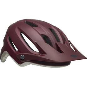 Bell 4Forty Bike Helmet brown/red